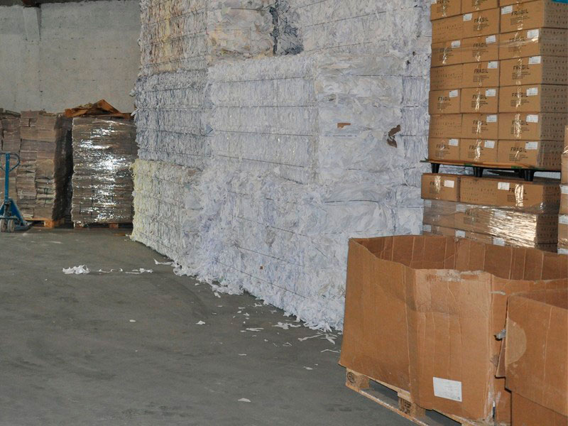 Empresa de reciclagem de lixo eletrônico
