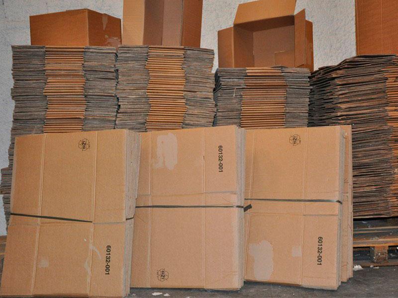 Fragmentação de documentos sigilosos